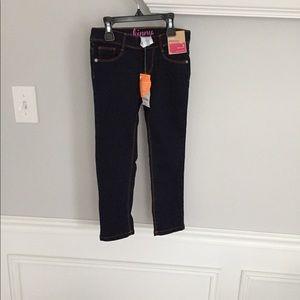 NWT! Gymboree Skinny Jeans: Size 5